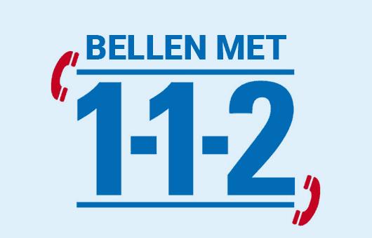 Bellen met 112