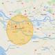 Inzet NL-alert bij brand Esso Botlek
