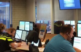 13 december: Systeemtest in Oud-Beijerland