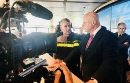 Meldkamer Rotterdam officieel geopend