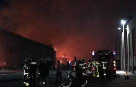 Veelgestelde vragen brand Peute Papierrecycling maandagavond 1 april
