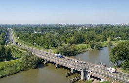 Tijdelijk extra uitrukpost Brandweer en Ambulance in Dordrecht
