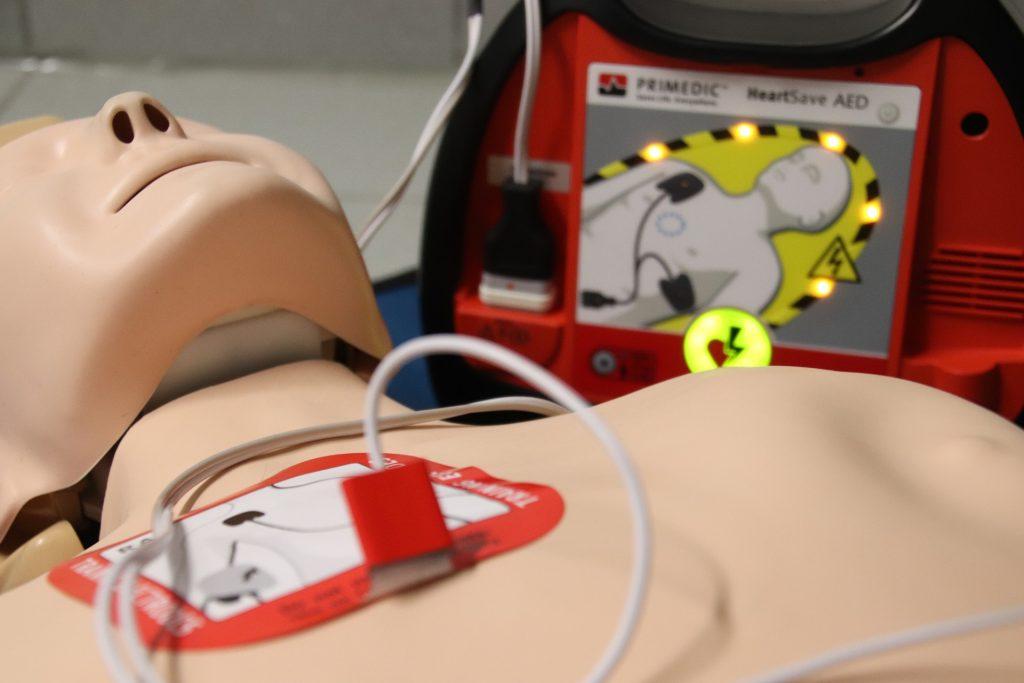 AED - reanimeren
