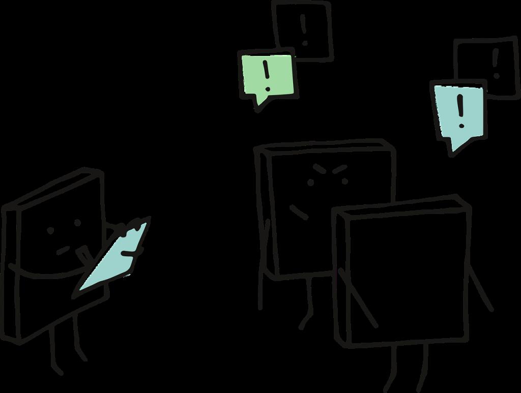 Icons pixel cells