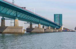 Maatregelen Haringvlietbrug twee weken uitgesteld