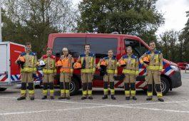 Jeugdbrandweer Zuid-Holland Zuid valt in de prijzen bij Nederlands Kampioenschap